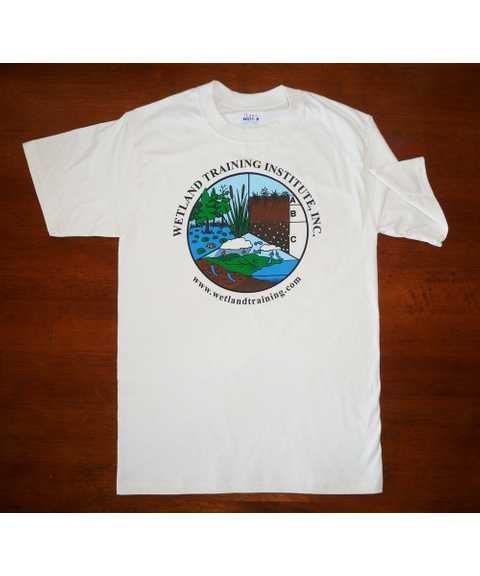 wetland training institute shirt
