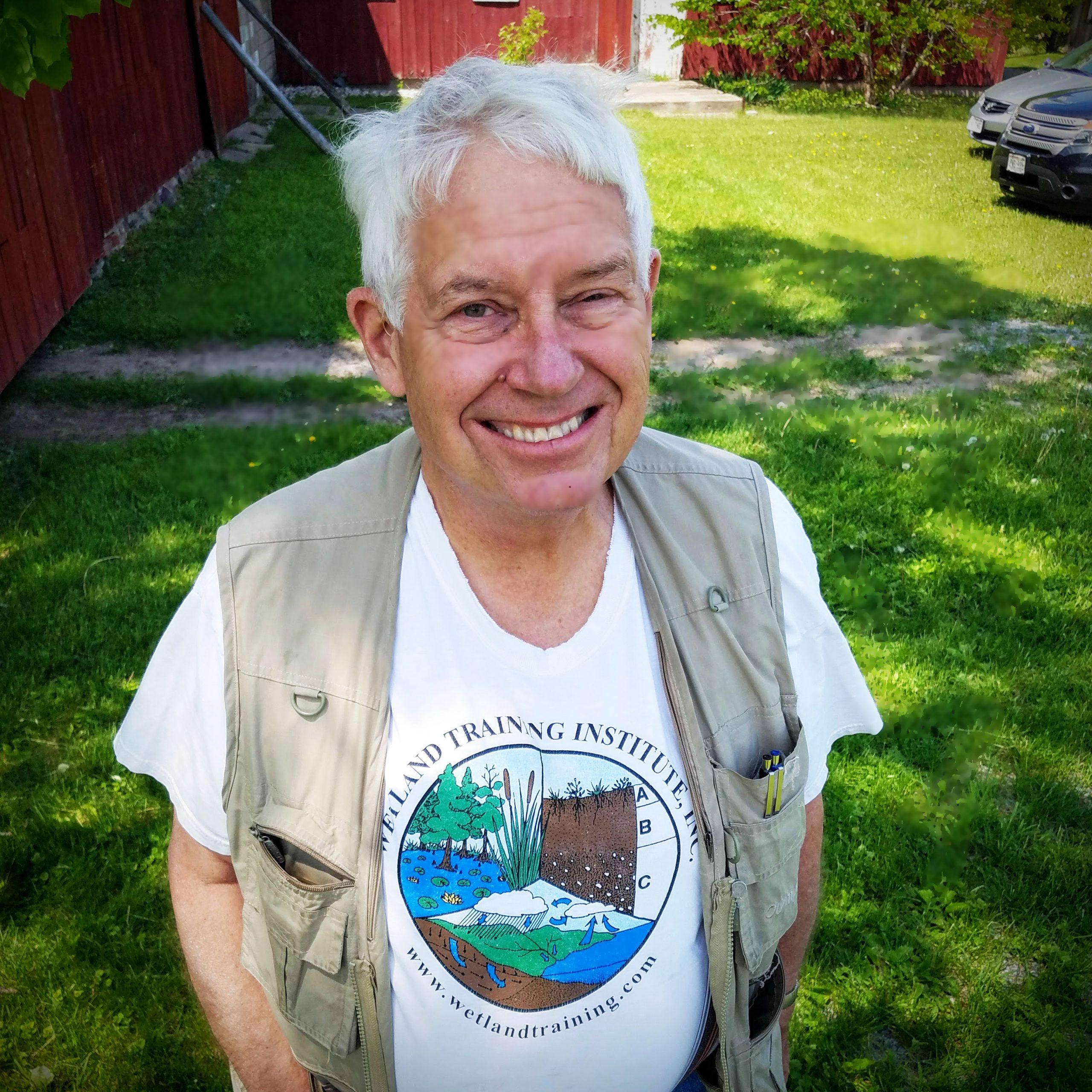 Charles J. Newling, PWS, CWB